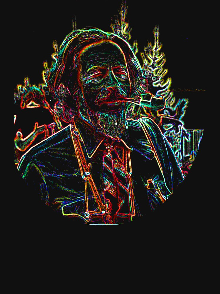 RedBubble: Psychedelic Alan Watts