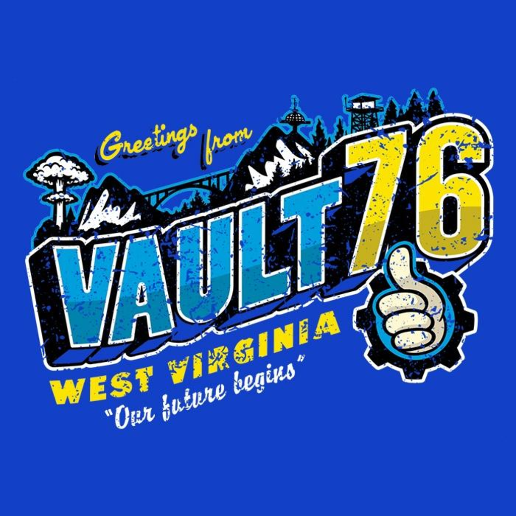 Once Upon a Tee: Greetings from West Virginia