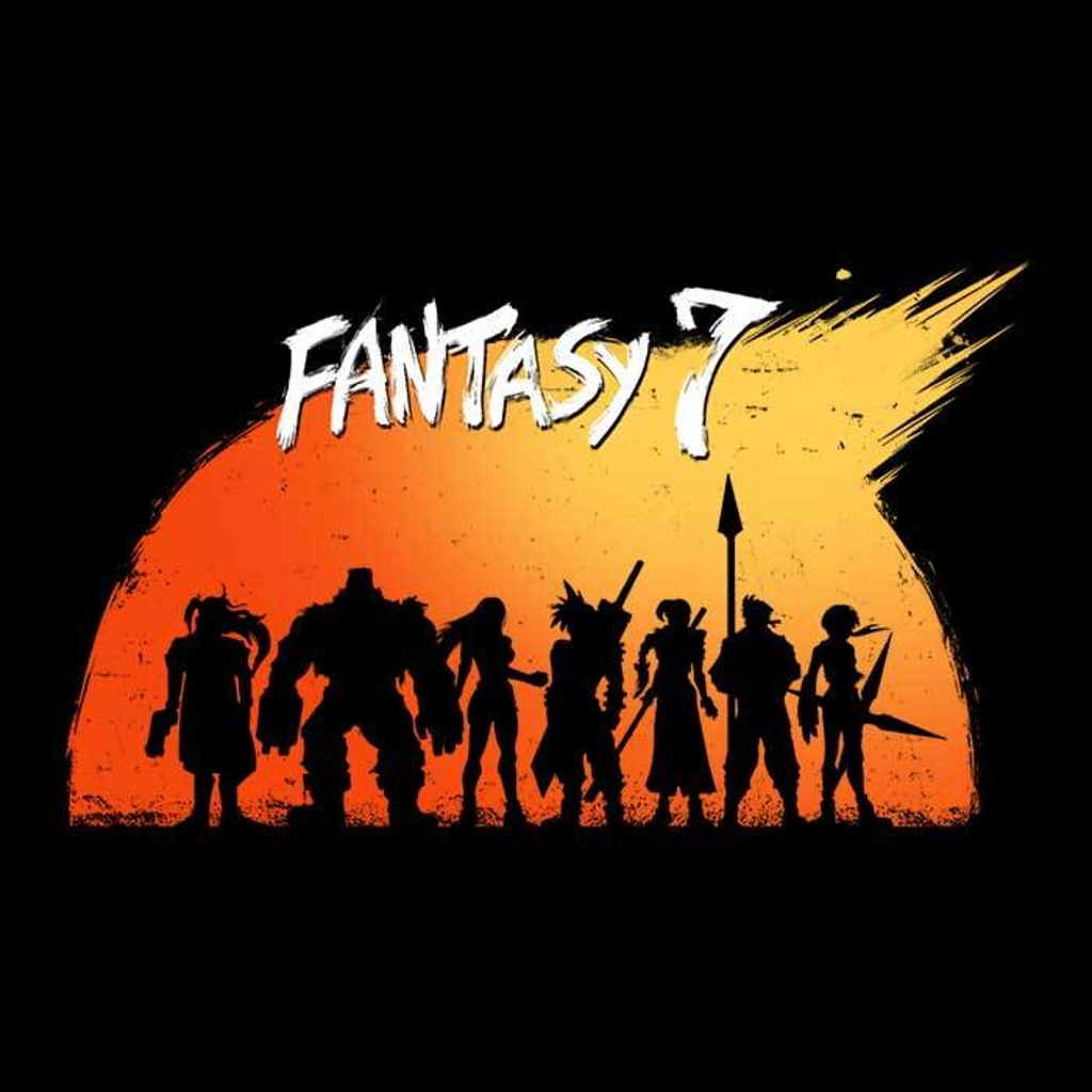 Once Upon a Tee: Fantasy 7