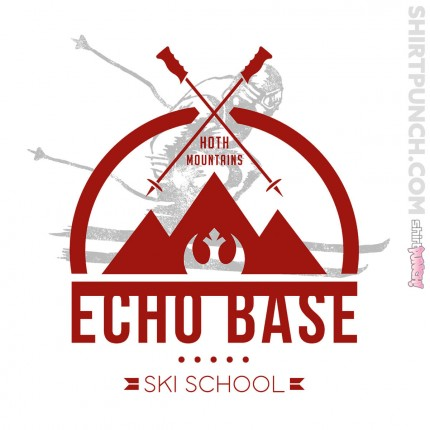 ShirtPunch: Ski School