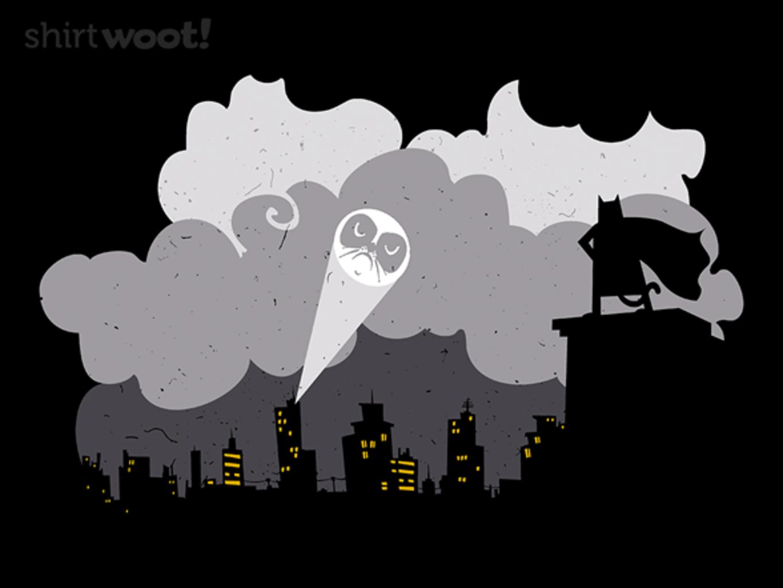 Woot!: Grumpy Catman Begins