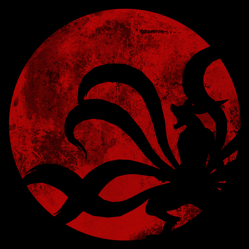 Pop-Up Tee: The Rage of The Tailed Beast