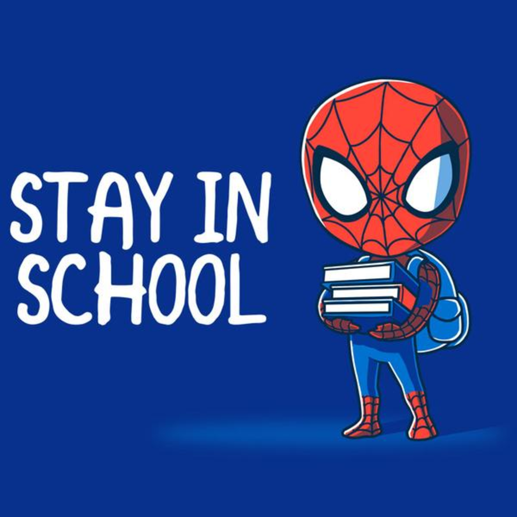 TeeTurtle: Stay In School