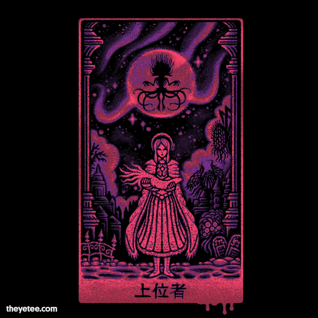 The Yetee: SUPERIOR ONE