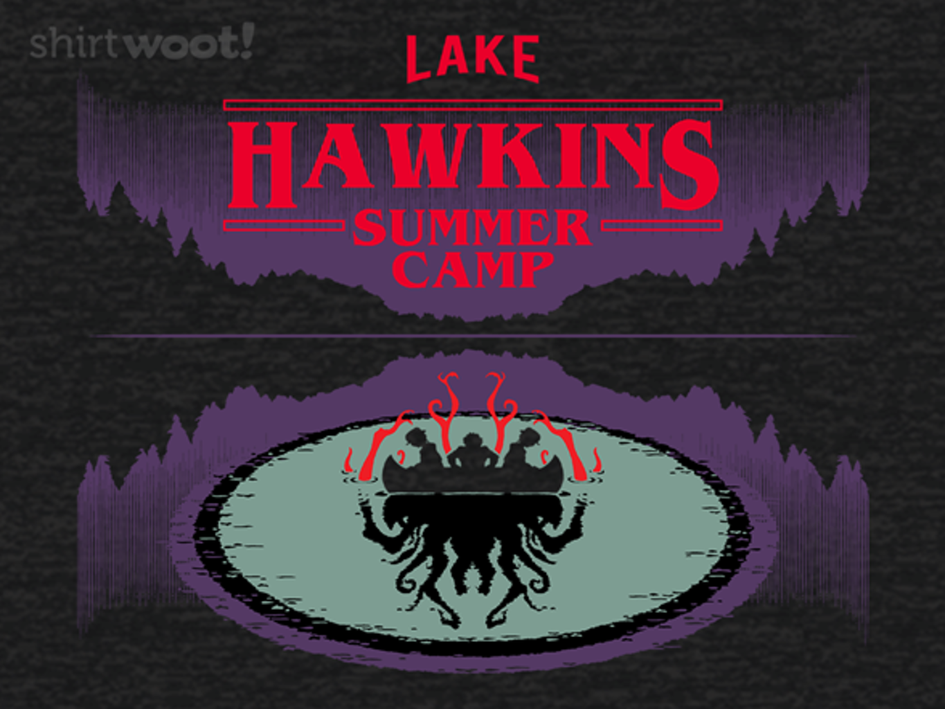 Woot!: Lake Hawkins Summer Camp