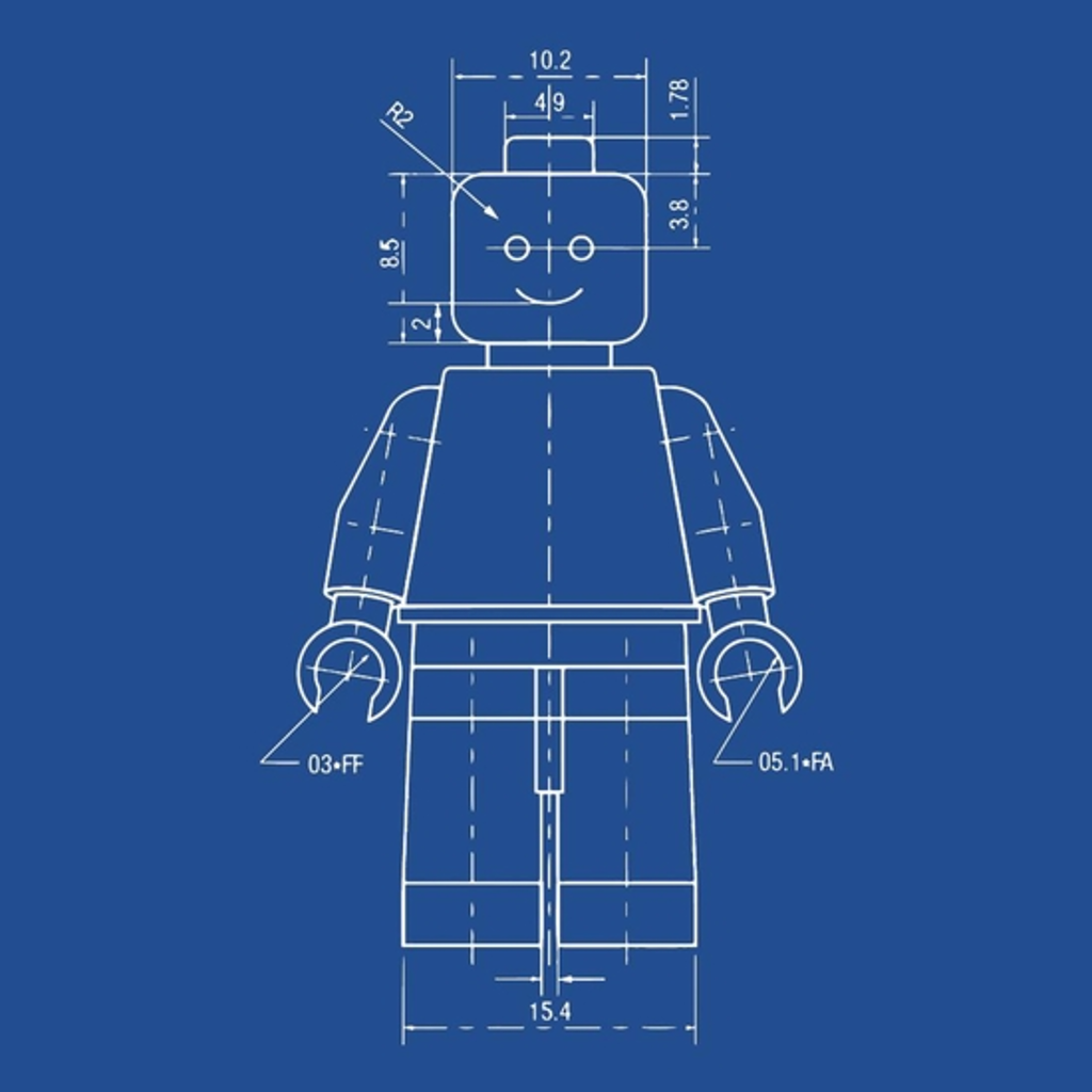 BustedTees: Lego