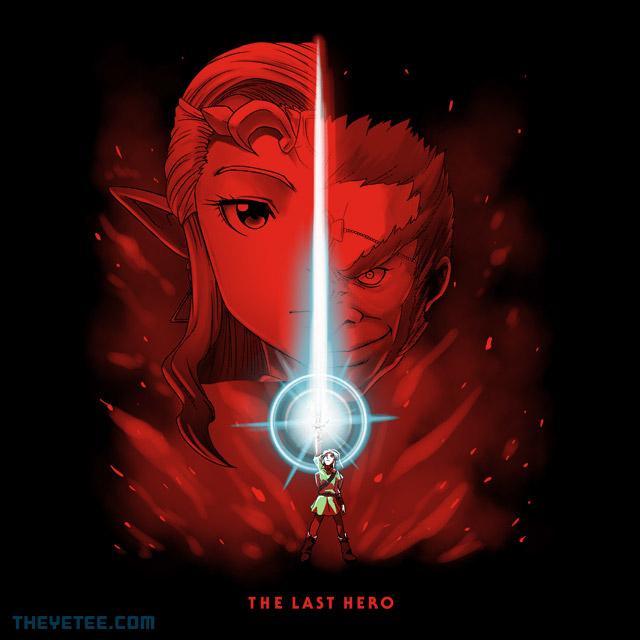 The Yetee: The Last Hero