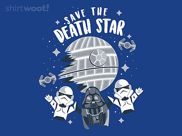 Woot!: Save the Death Star
