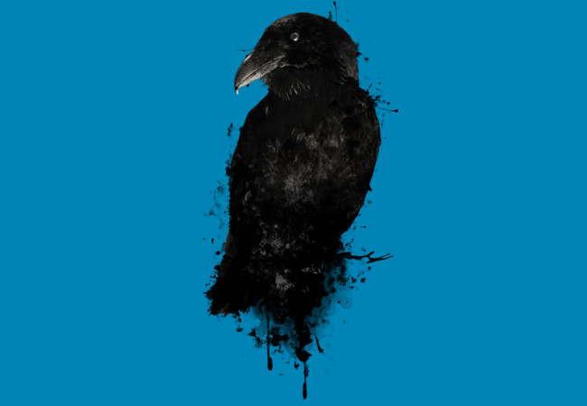 Design by Humans: The Raven