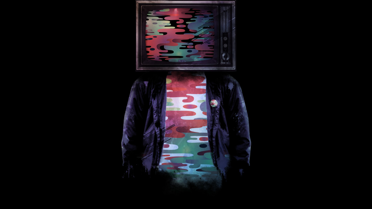 Design by Humans: TV-head