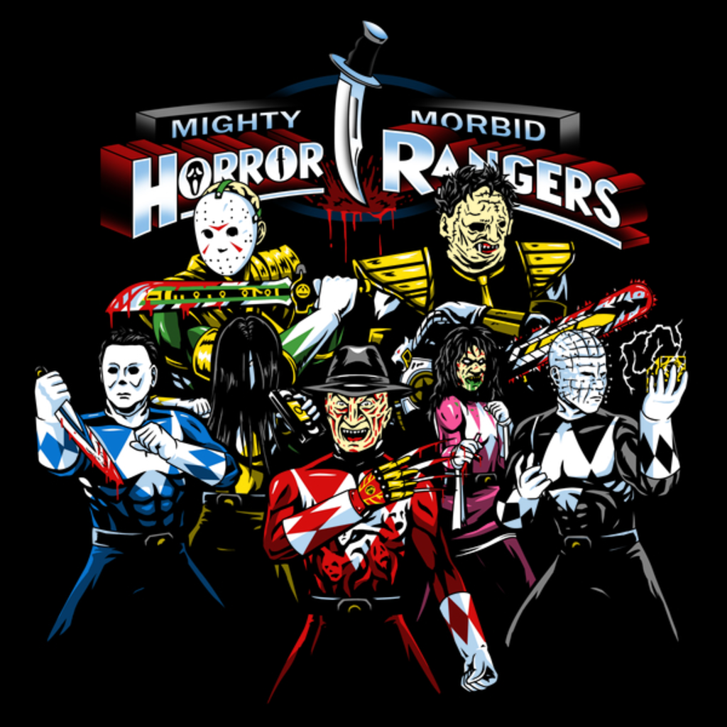 NeatoShop: Horror Rangers