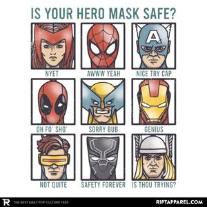 Ript: Marvelous Masks