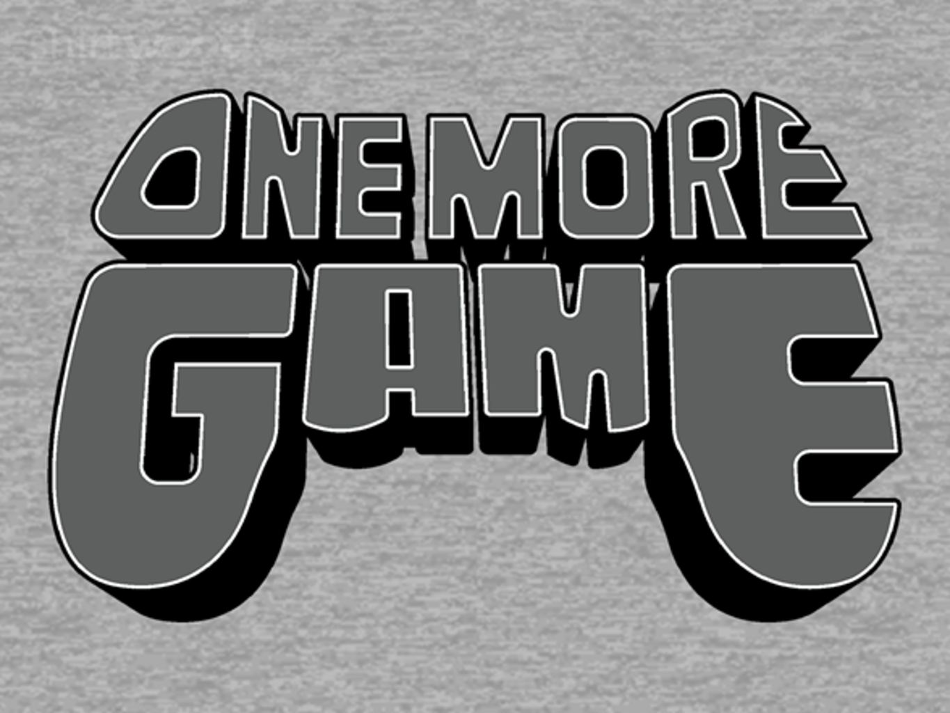 Woot!: One More Game