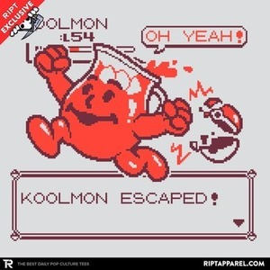 Ript: Koolmon Escaped!