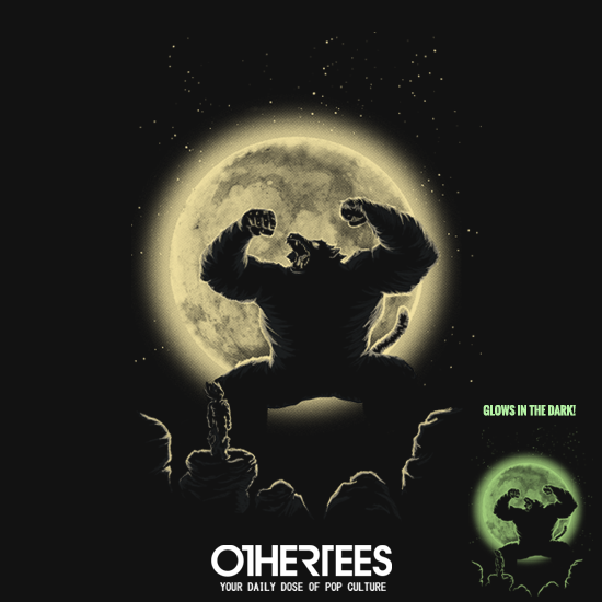 OtherTees: Moon Give You the Power