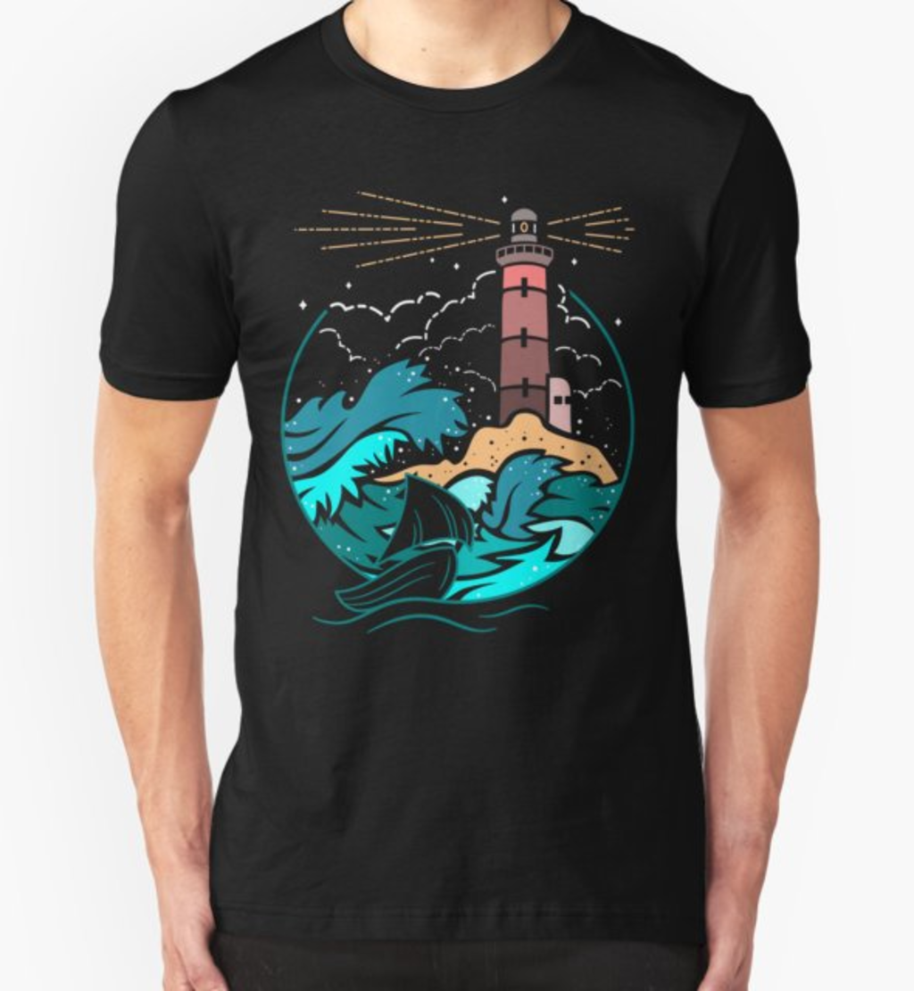 RedBubble: I'll Guide You Home...