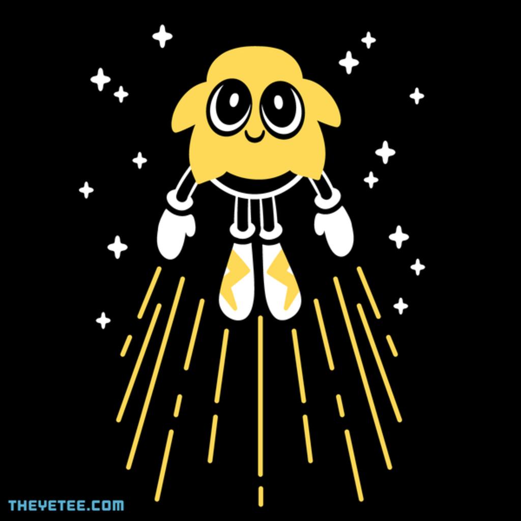 The Yetee: Galaxy Cute