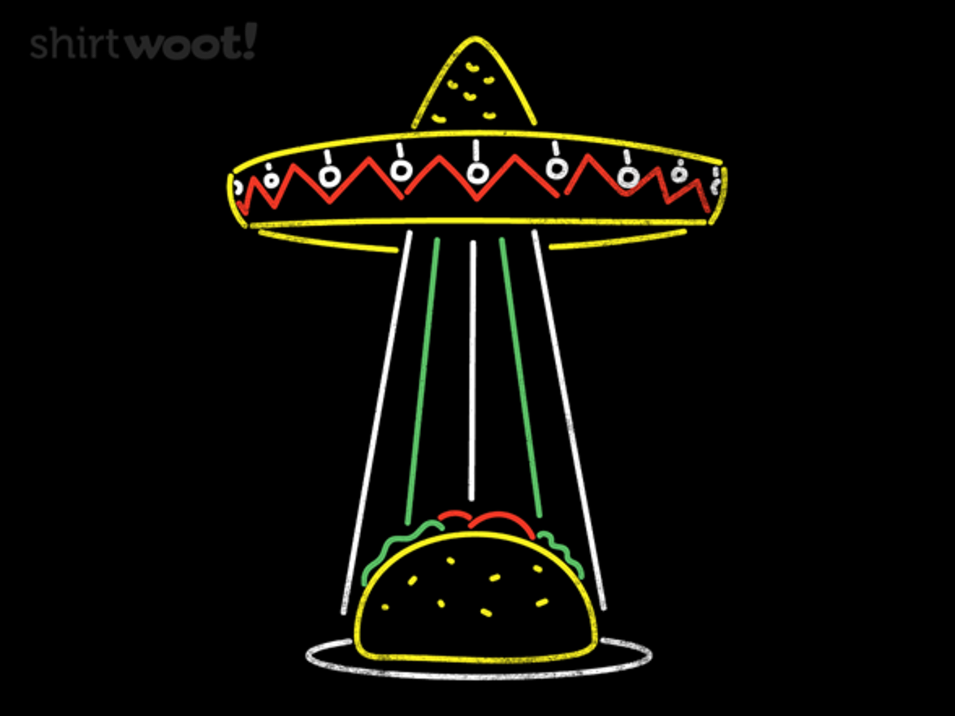 Woot!: Flying Taco