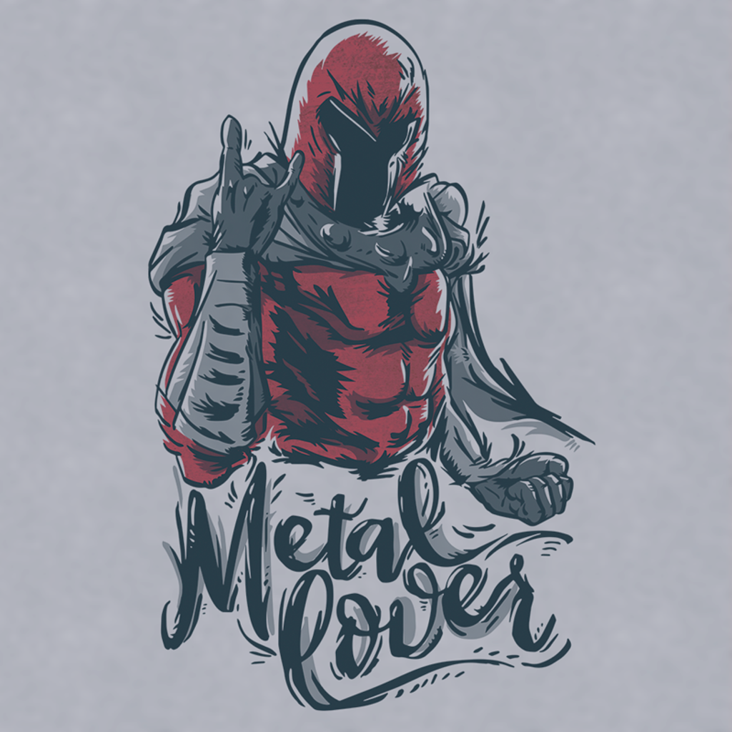 Wistitee: Magneto Metal Lover