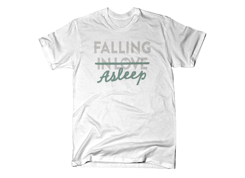 SnorgTees: Falling Asleep