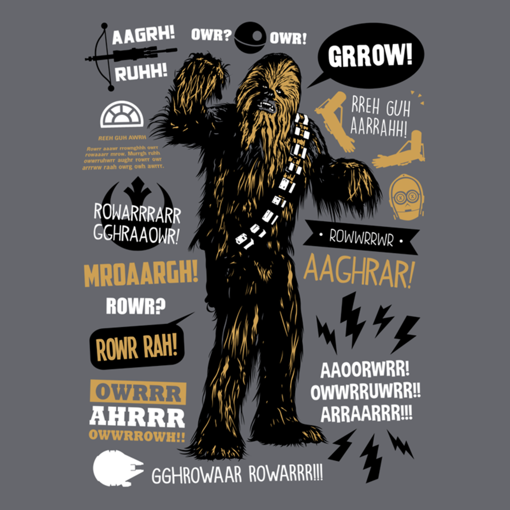 Wistitee: Wookie Famous Quotes