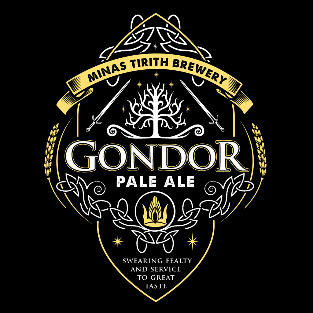 TeeTee: Gondor Calls for Ale!