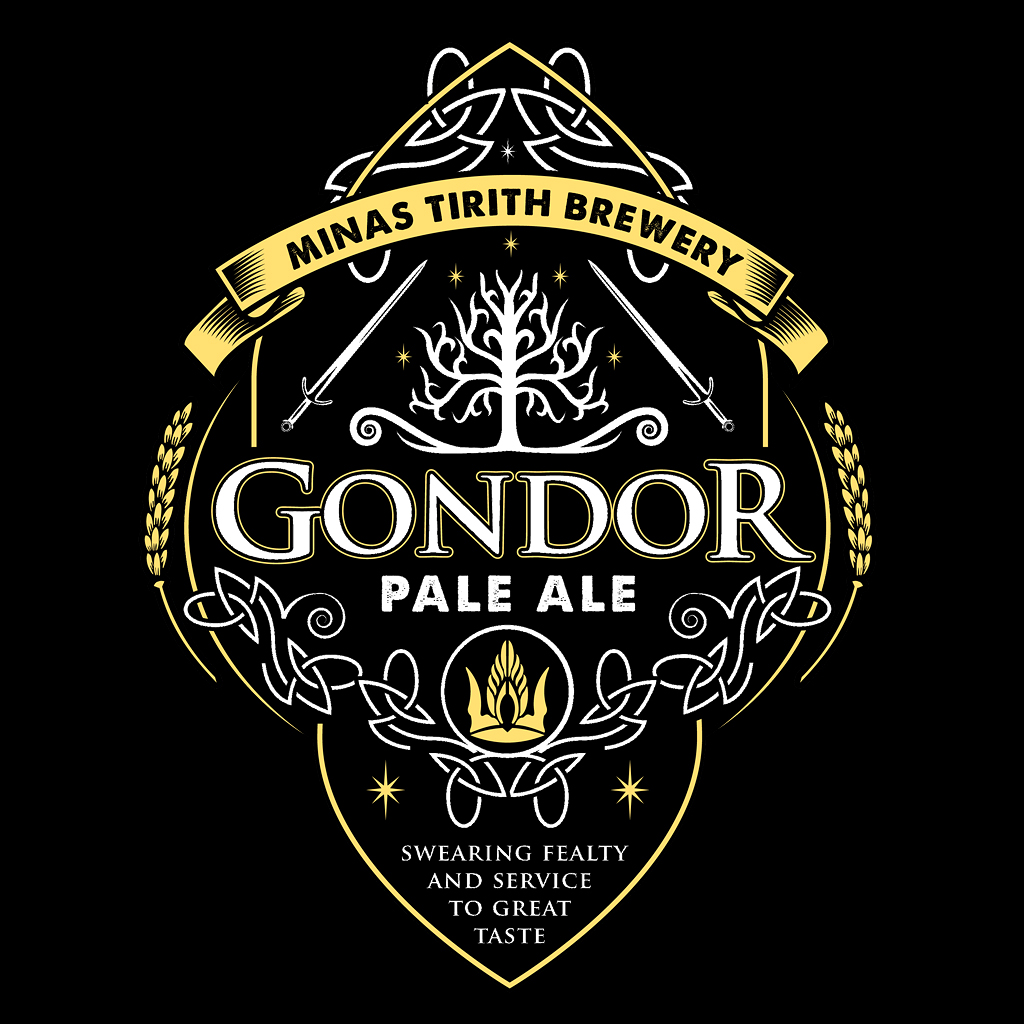 TeeTee: Gondor Calls for Ale!
