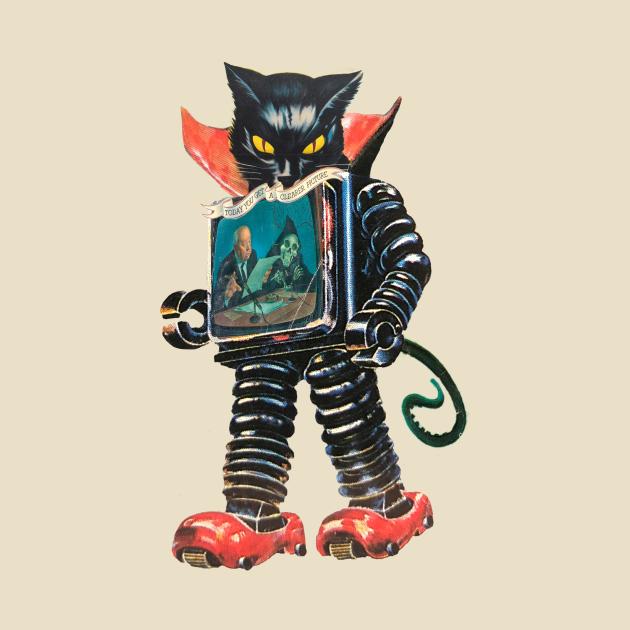 TeePublic: Nightmare Machine