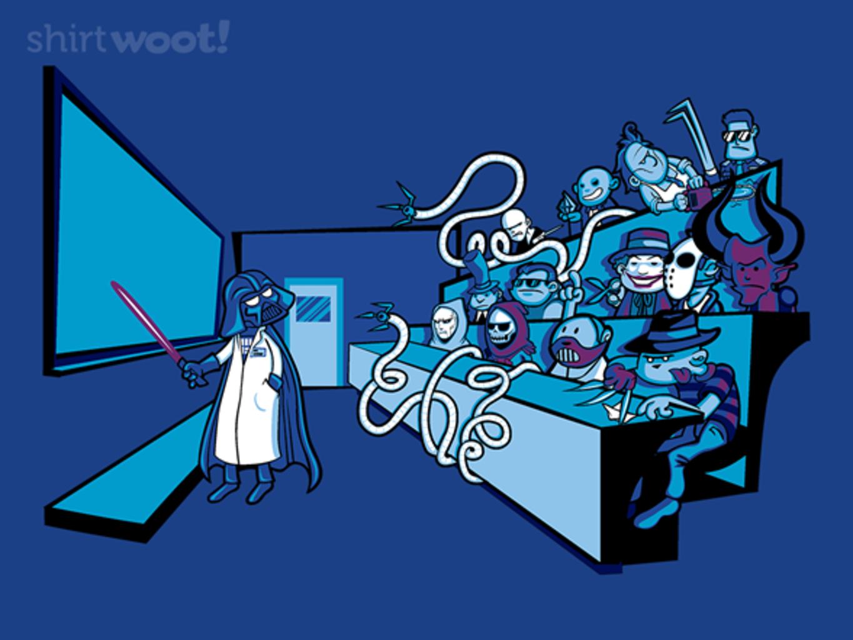Woot!: School Of Villains