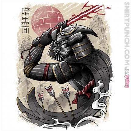 ShirtPunch: The Dark Samurai