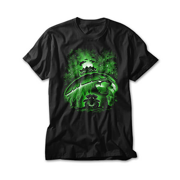 OtherTees: Green - Gigamax
