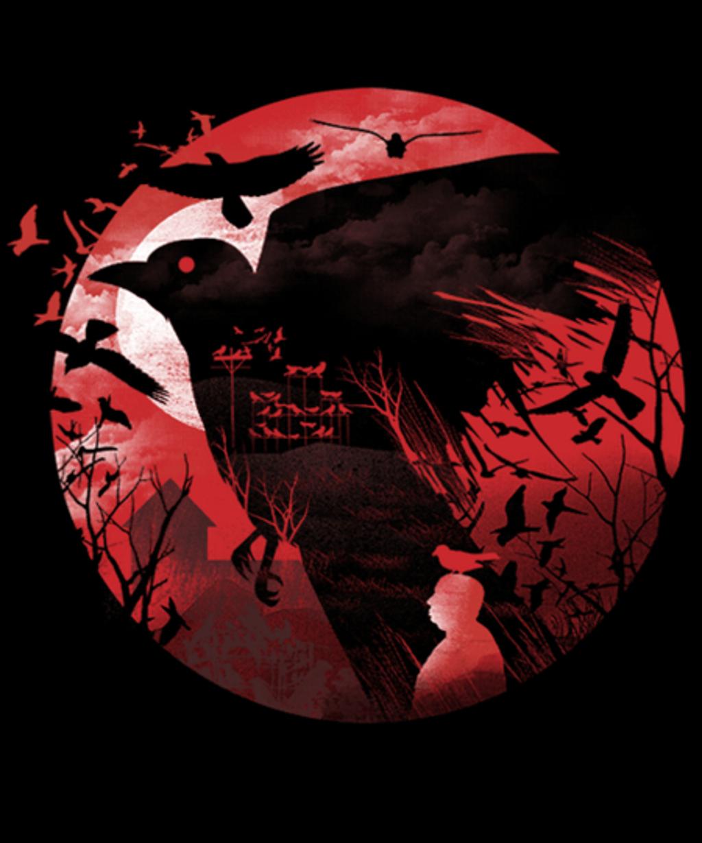Qwertee: Black Birds