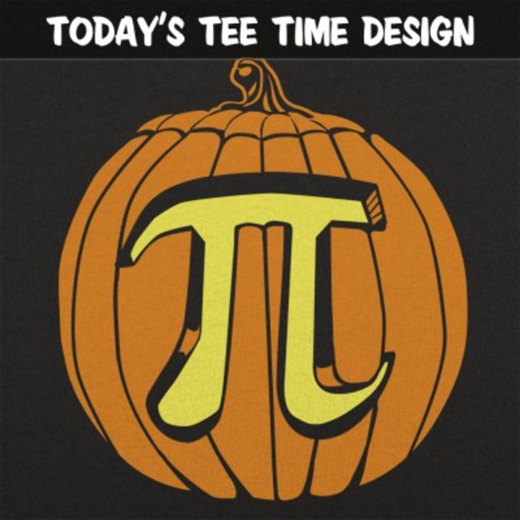 6 Dollar Shirts: Pumpkin Pi