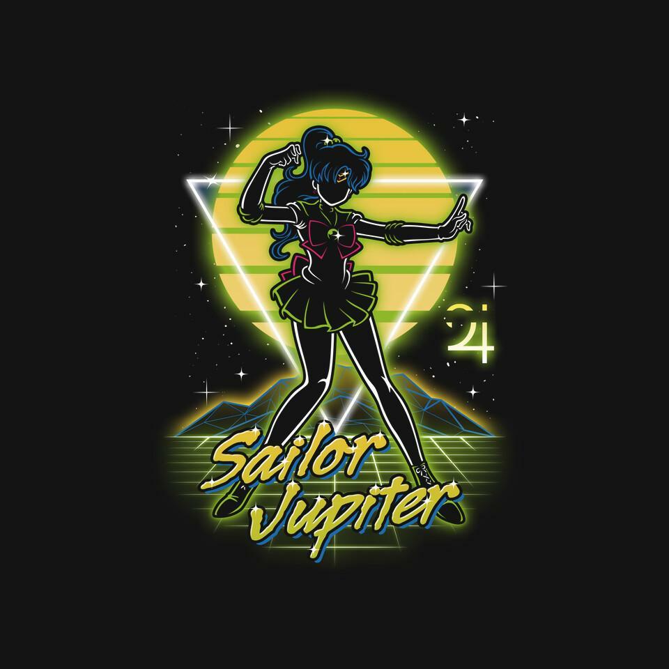TeeFury: Retro Jupiter Guardian