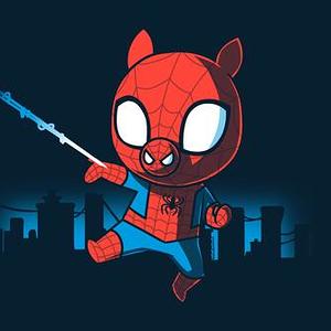 TeeTurtle: Spider-Ham