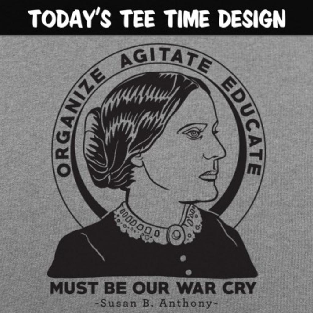 6 Dollar Shirts: Anthony Quote