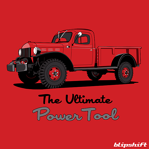 blipshift: I Have The Power