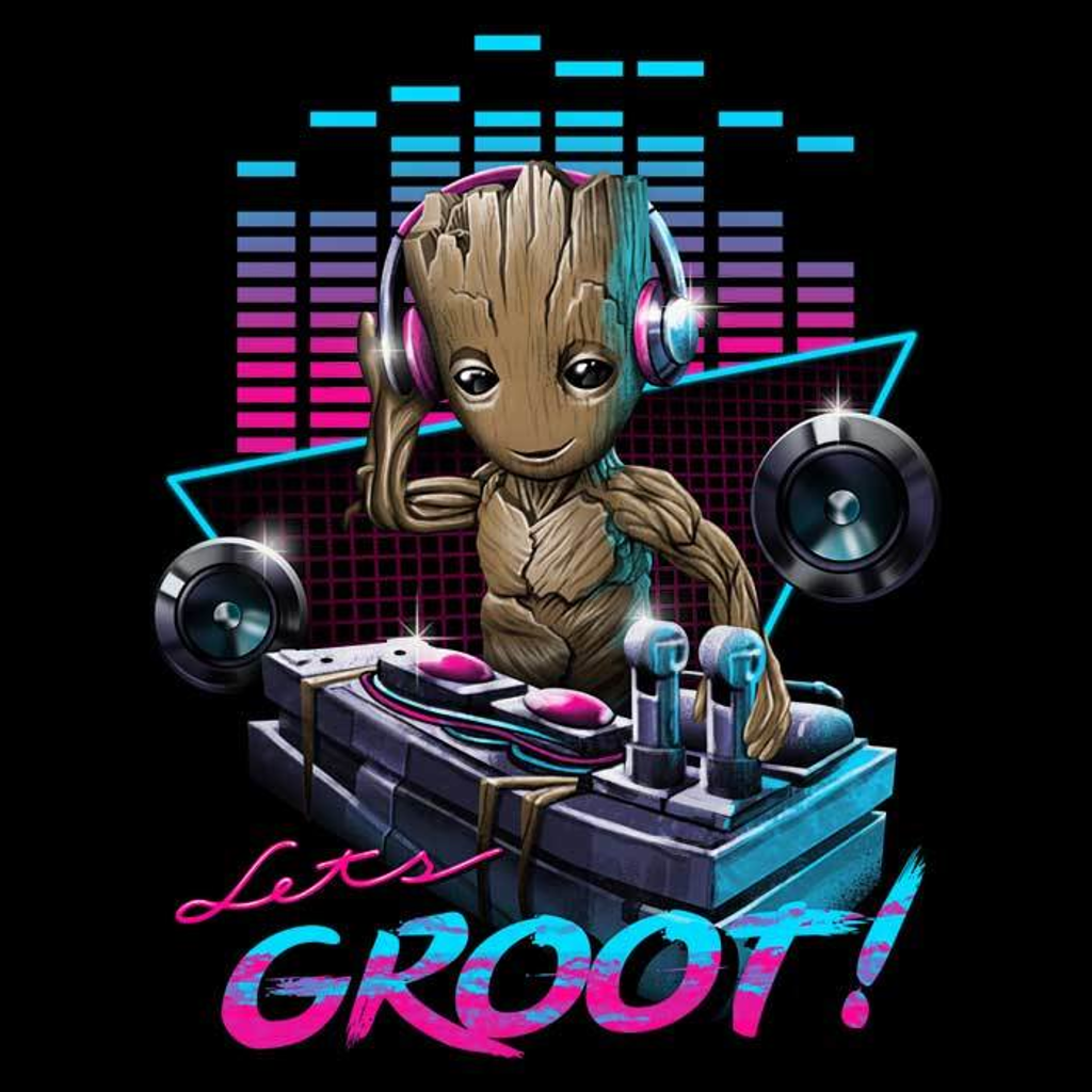 Once Upon a Tee: DJ Groot