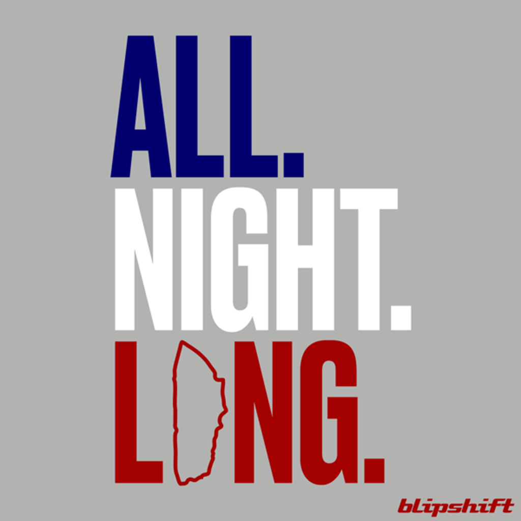 blipshift: All Night Long