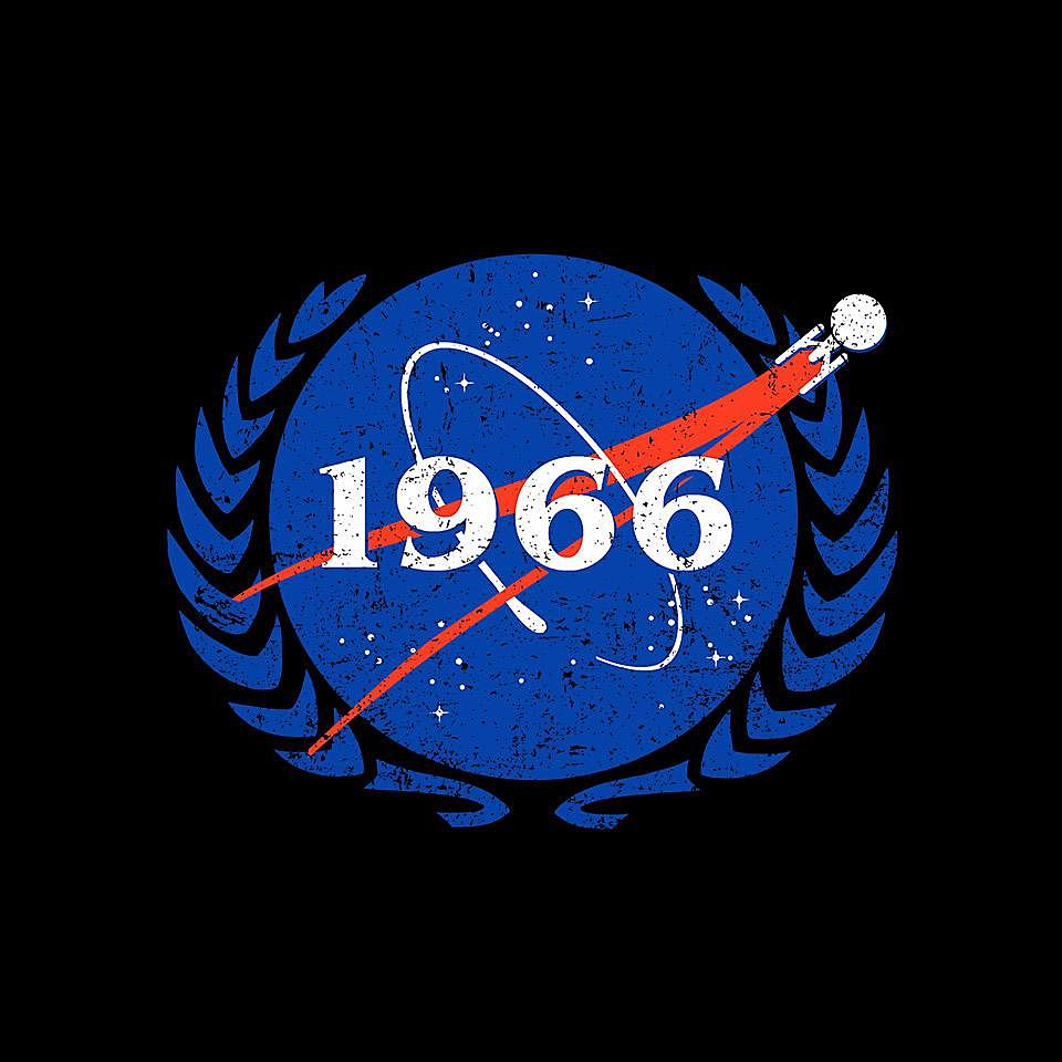 TeeFury: Vintage Starship