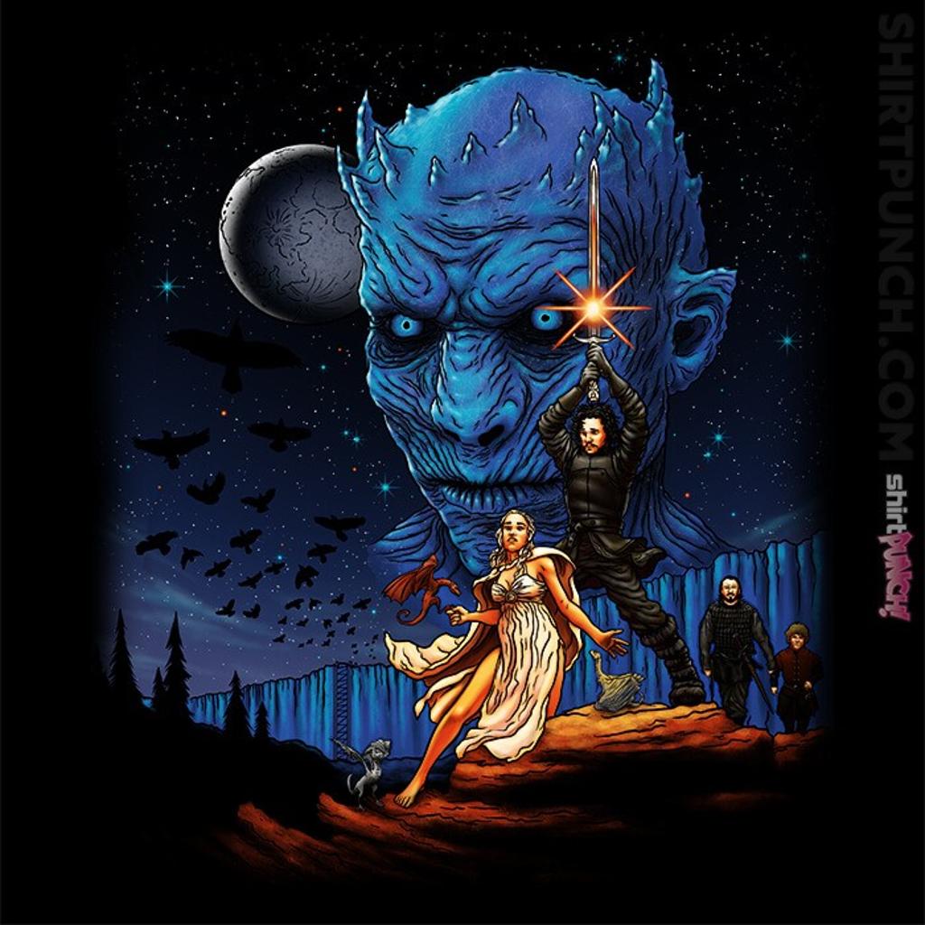 ShirtPunch: Throne Wars