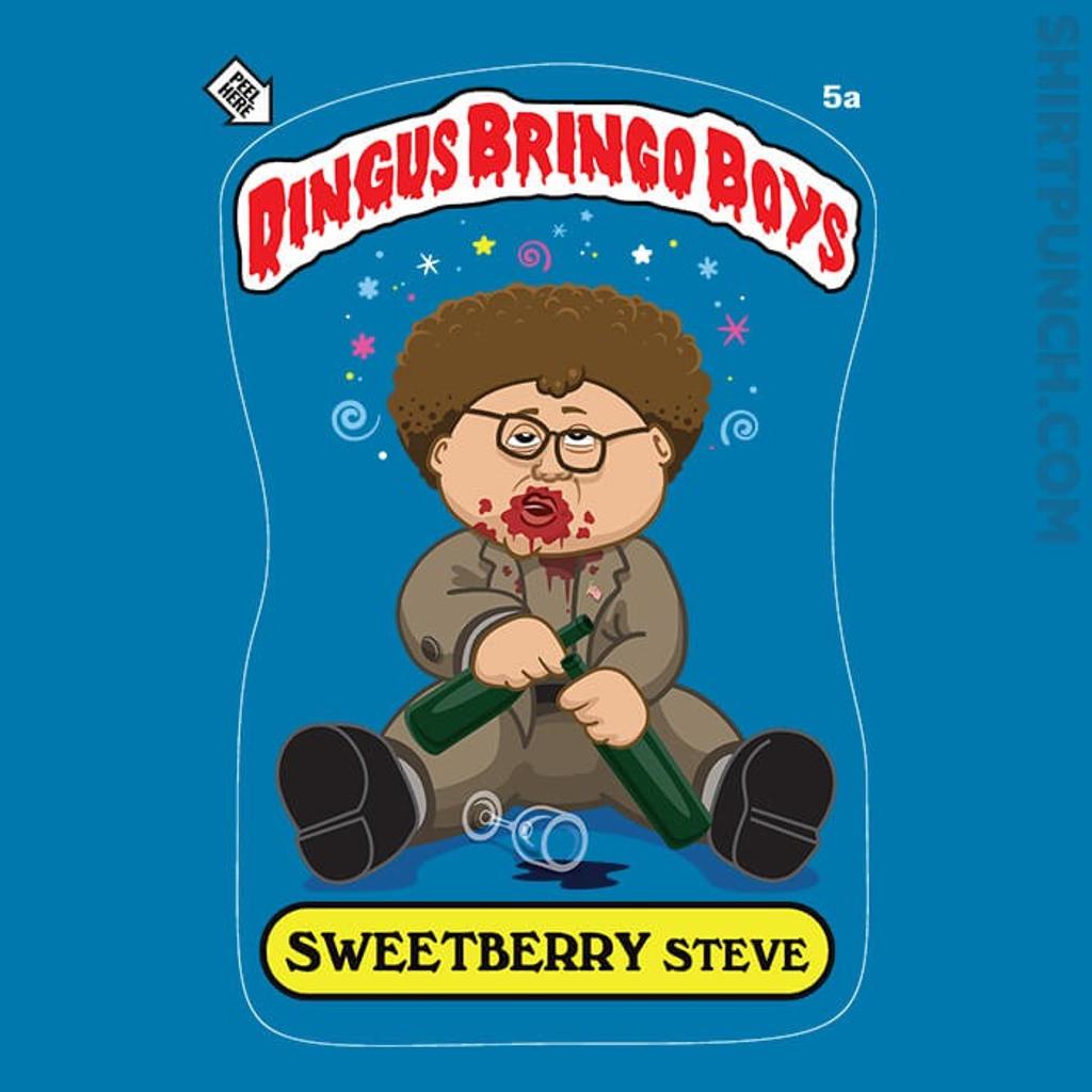 ShirtPunch: Sweetberry Steve