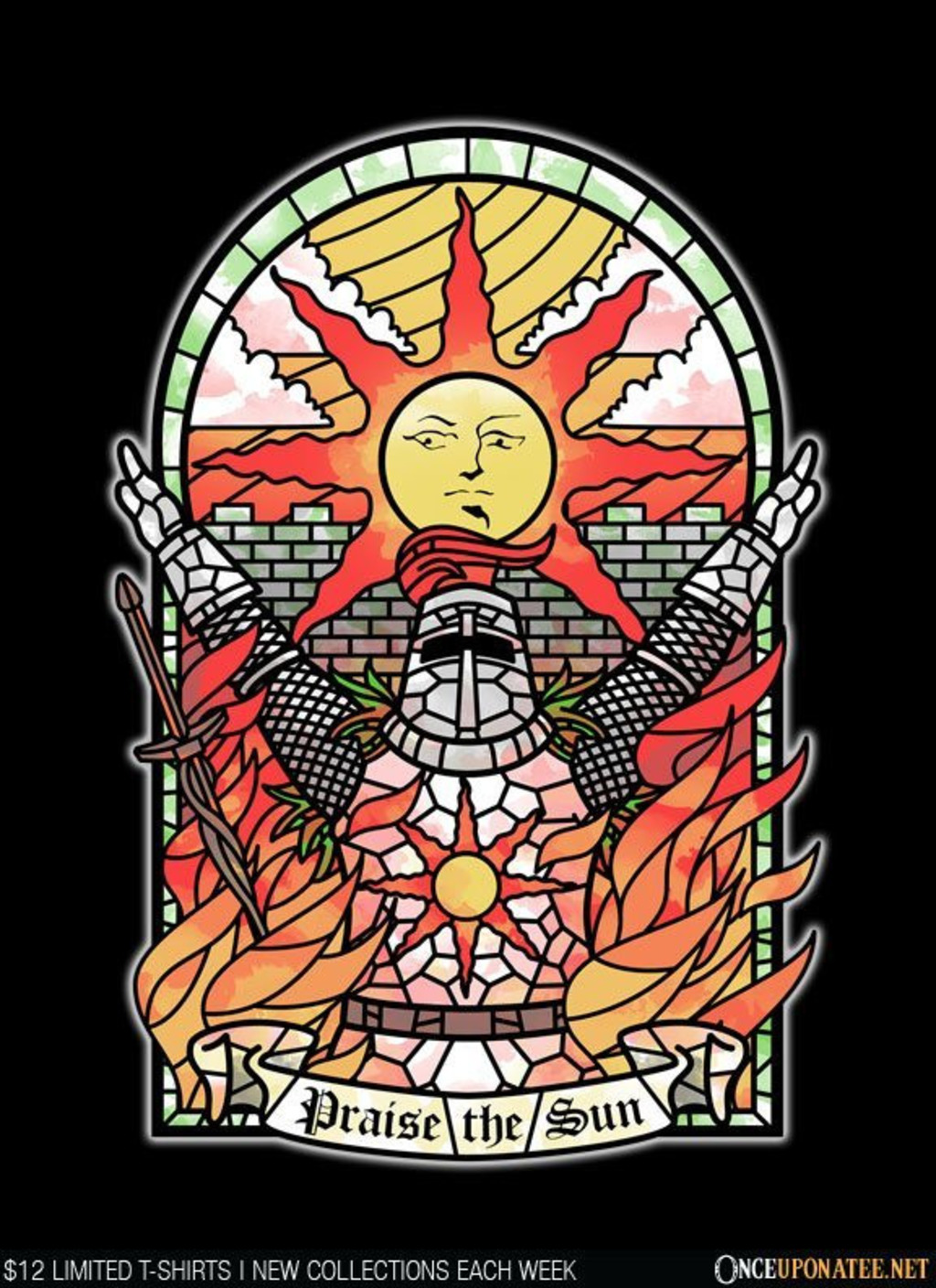 Once Upon a Tee: Church of the Sun