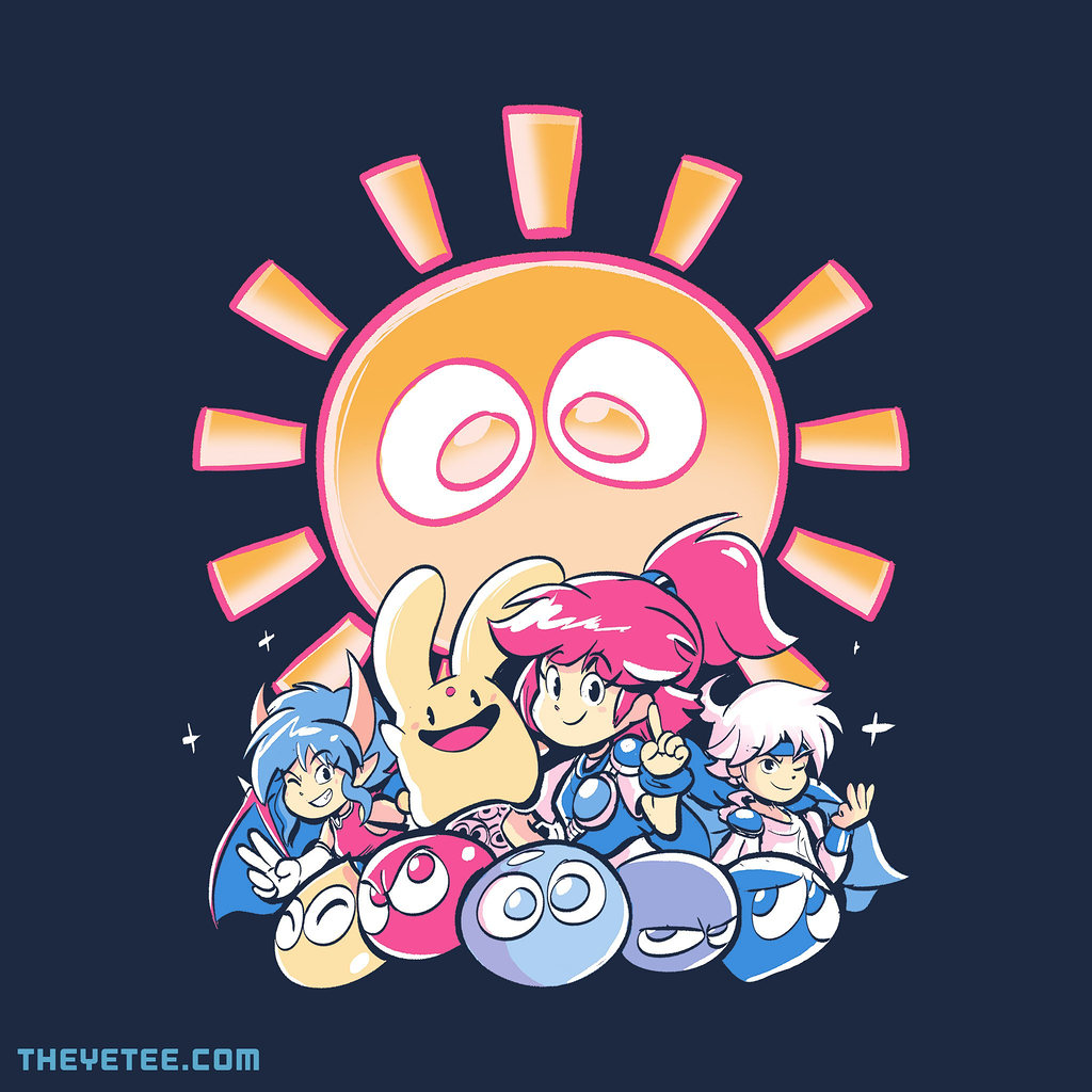 The Yetee: Summer Time Slime