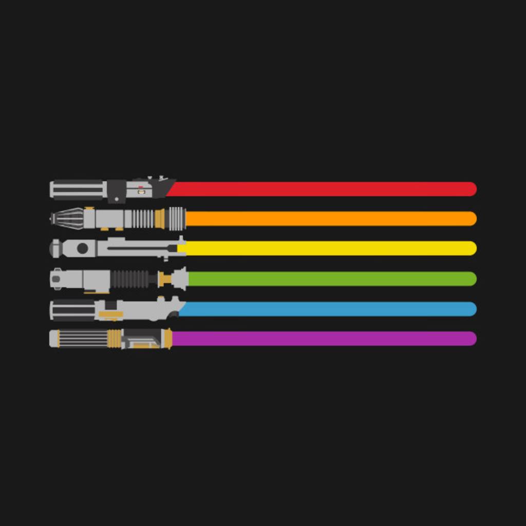 TeePublic: saber pride