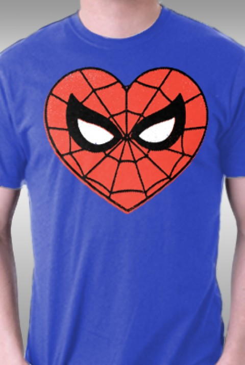 TeeFury: Love Spider-Man