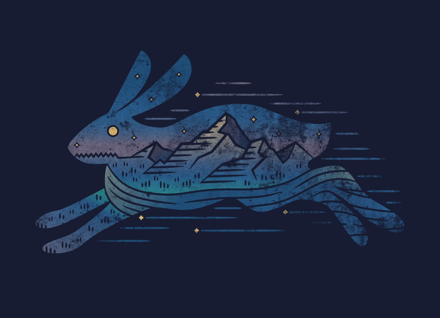 Threadless: Running Wild