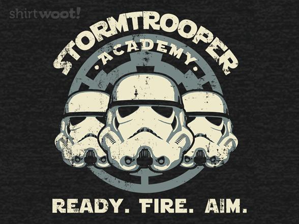 Woot!: Ready. Fire. Aim.