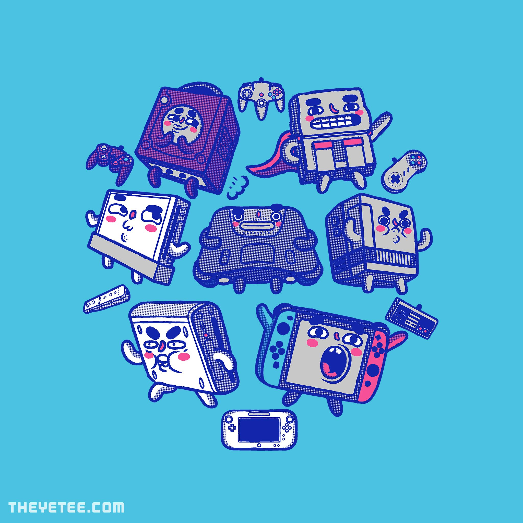 The Yetee: Tendos