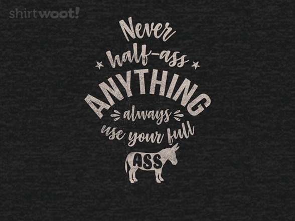 Woot!: Always Full